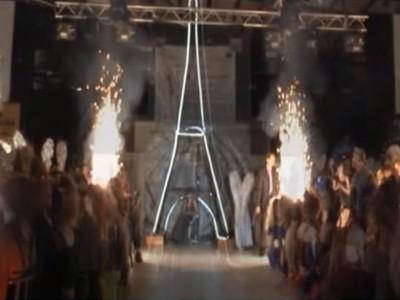Кліп про Х Фестивалі «Кришталевий ангел»