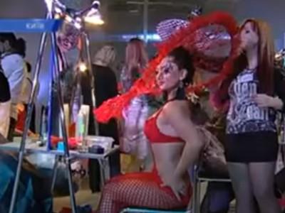 Канал «Інтер» про конкурси ХІ Фестивалю (2012р.)
