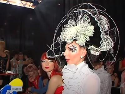Канал «УКРАЇНА» про Х Фестиваль і найвищу зачіску в світі (2011р.)