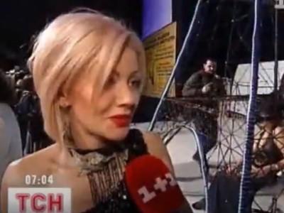 «Найвища зачіска у світі!» - сюжет телеканалу «1+1» (2011р.)