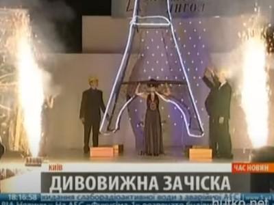 «5 канал» про «Найвищу зачіску в світі» і Гала-шоу Х Фестивалю (2011р.)