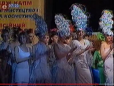 Канал «ЕРА» про найвищу зачіску в світі та Гала-шоу Х Фестивалю (2011р.)