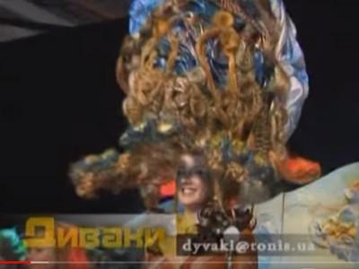 Гала-шоу VI Фестивалю і рекорд «Найбільша кількість зачісок« Тоніс »,« Київ »,« ОТV »2007р.
