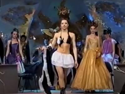 Телеканал «ОТV» V Фестивалі «Кришталевий ангел» 2006р.