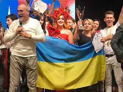 Українська команда-чемпіон на Кубку Європи СМС в Італії, 27-28 жовтня 2019!