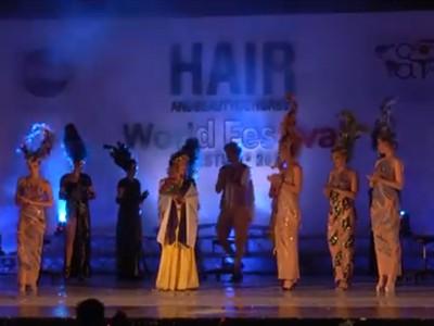 Шоу зачісок від КАПМ на Кубку Світу в Італії (2014 р.)