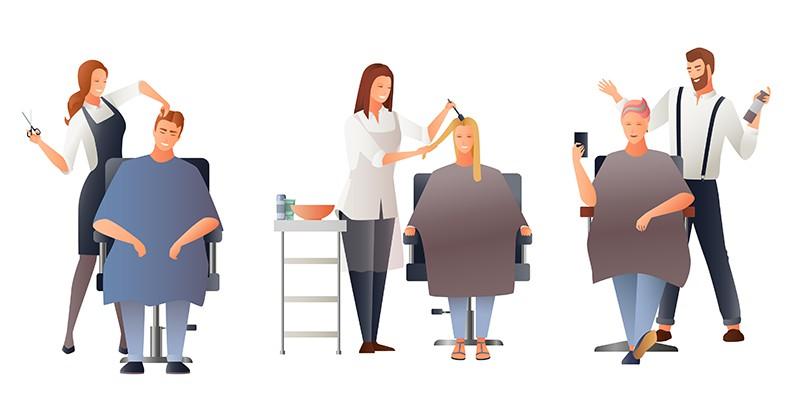 Как выбрать курсы парикмахеров?